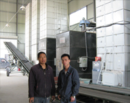 Jiangsu Yancheng customer